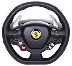 458 italia wheel for xbox 360 reviews of xbox 360 steering wheels