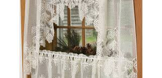 Kitchen Curtains Uk by Curtains White Cafe Curtains For Kitchen Wonderful Lace Kitchen