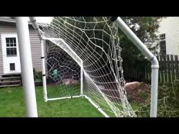 soccer goal made out of pvc pipe summer pinterest pvc pipe