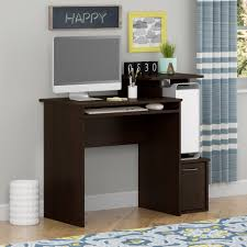 Wall Mount Laptop Desk by Good To Go Computer Desk Cherry