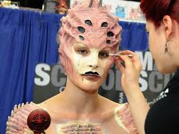 Special Effects Make Up Schools 28 Special Effects Make Up Schools Piranha Attack Makeup