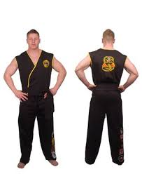 Karate Kid Halloween Costume Cobra Kai Costume