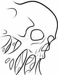 simple evil tattoo how to draw a skull tattoo step 6 1 000000159977 5 gif 710 910