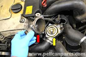 mercedes benz w124 coolant flush and replacement 1986 1995 e