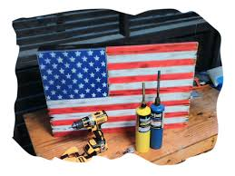 Flag Display Case Plans American Flag Concealed Gun Compartment That Hangs On Wall Youtube