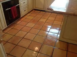 kitchen floor great design for kitchen with terra cotta tile