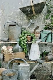 411 best shabby chic garden decor images on pinterest shabby