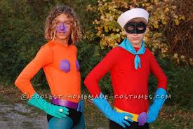 Couples Halloween Costume Couple Halloween Costumes Diy Projects Craft Ideas U0026 How To U0027s For