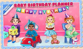 babys birthday baby birthday party planner android apps on play