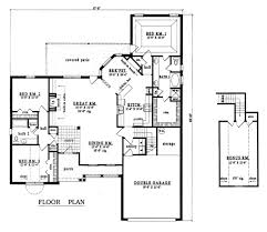 house plan 45 8 62 4 country style house plan 3 beds 2 00 baths 2069 sq ft plan 42 215