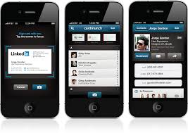 linkedin ca linkedin u0027s new cardmunch iphone app reinventing business cards