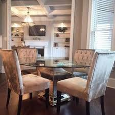 z gallerie borghese dining table design award submission this chic inviting dining room by diana
