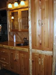Log Cabin Bathroom Vanities by Log Furniture Gallery By Vienna Woodworks