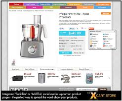 busy kitchen our most advanced x cart template to date 100