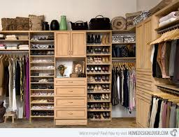 15 walk in closets for storing and organizing your stuff home