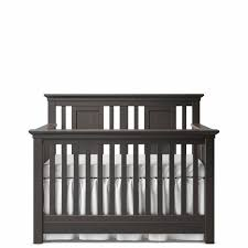 romina karisma collection convertible crib with slatted panel in