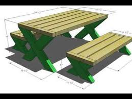 Foldable Picnic Table Bench Plans by Building A Picnic Table Picnic Folding Table Folding Picnic Table