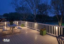 Patio Lighting Design 15 Must See Deck Lighting Ideas Home Design Lover Deck Lighting