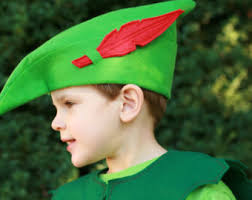 How To Make A Robin Hat Out Of Paper - pan hat robin hat dress up birthday