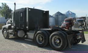 kenworth semi 1991 kenworth t600 semi truck item k5109 sold september