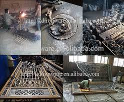 manufacturer ornamental wrought iron gate grill design grill gate