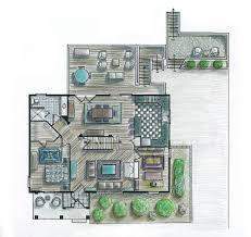 3d floor plan maker 3d floor plan creator fresh first floor plan hand rendered rendered