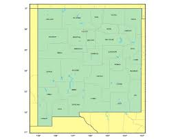Map Of New Mexico by Maps Of New Mexico State Collection Of Detailed Maps Of New