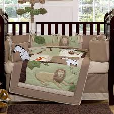 Jungle Baby Bedding Baby Nursery Magnificent Jungle Baby Nursery Room Decoration