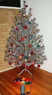 silver tinsel christmas tree silver christmas tree with color wheel printable coloring image