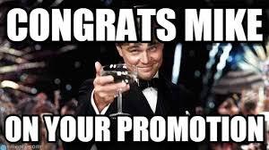 Mike Meme - congrats mike congratulations meme on memegen