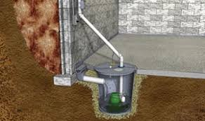 prissy inspiration french drain in basement unique ideas french