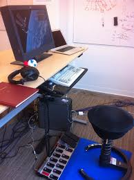 usb foot pedals for a standing desk nyc resistor