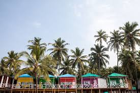 10 of the best goa beach huts