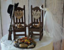 chair cake topper c wedding cake topper etsy