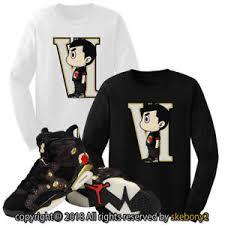 new year shirts new air vi retro 6 new year custom t shirt jd
