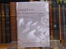 grand livre de cuisine alain ducasse le livre de cuisine edition originale abebooks