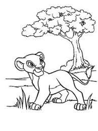 lion king coloring pages disney coloring pages lions