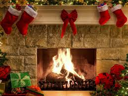 fireplace screensaver binhminh decoration