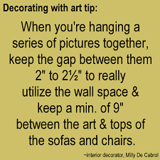 how high to hang art art blog for the inspiration place decorating tips for hanging