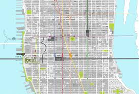 Map Of Manhattan Neighborhoods World Of Architecture Hudson Yards New Neighborhood For West