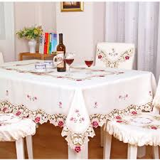 Dining Room Table Cloth Dining Room Table Cloths Duggspace Ideas And 2017 Chairs Cloth