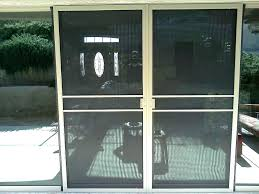 Patio Door Repair Screen Door Repair Large Size Of Patio Patios Door Windows