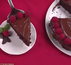 chocolate cake recipe without eggs milk or butter or even a