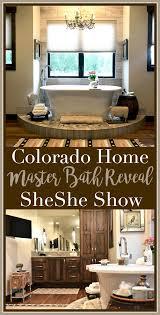 colorado home master bath reveal sheshe show