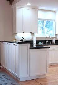 Kitchen Island Bar Height Standard Kitchen Cabinets Cutting Down Breakfast Bar Two Tier