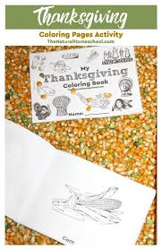 Free Thanksgiving Coloring Free Printable Thanksgiving Coloring Book For Kids Money Saving Mom