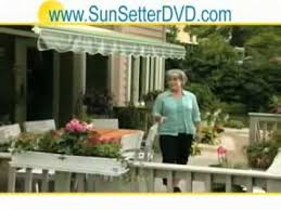 Sunsetter Awning Reviews Youtube Sunsetter Retractable Awnings Are Inconvenient Youtube