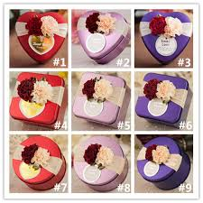 Heart Shaped Candy Boxes Wholesale Online Get Cheap Favors Wedding Tin Gift Boxes Aliexpress Com
