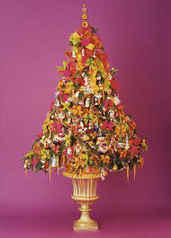 what your christmas tree says about your personal style