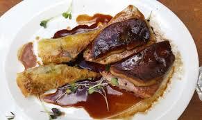 la cuisine de mon pere thon rossini mi cuit et sa garniture de legumes picture of la